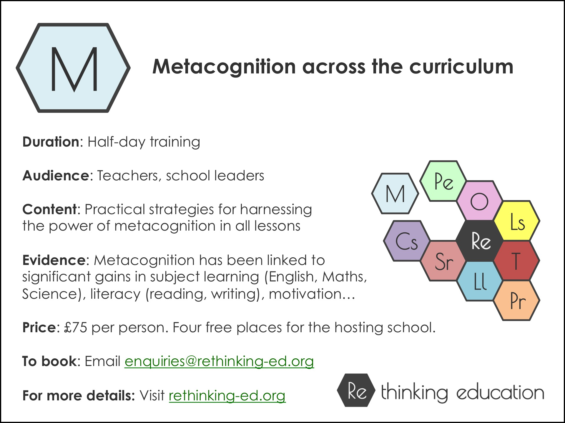 Metacognition and transfer of learning | Term paper Help